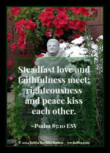 Stress, Calvary, integrity, Peace Within, love, faith