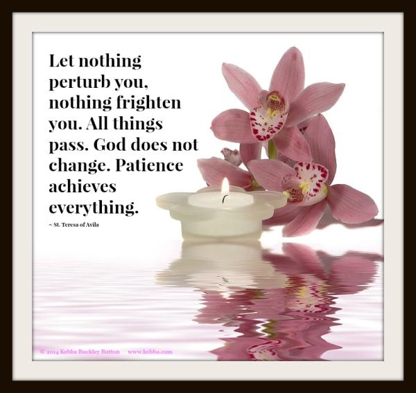 Meditation, Peace Within, Sacred Meditation, Rev. Kebba Buckley Button, Upbeat Spiritual Living