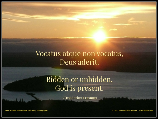 Meditation, spiritual practice, Upbeat Spiritual Living, Rev. Kebba Buckley Button